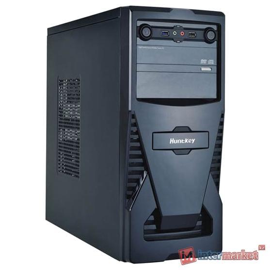 Компьютерный корпус HuntKey GS66 Black