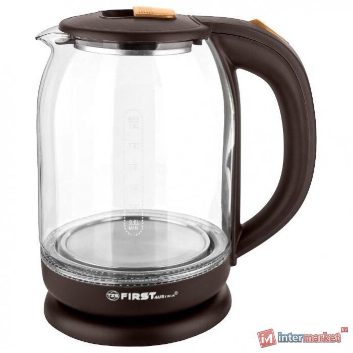 Чайник электрический ЭЛЕКТРИЧЕСКИЙ FIRST FA-5405-6 BLACK