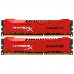 Комплект модулей памяти Kingston HyperX Savage HX324C11SRK2/8, DDR3, 8 GB
