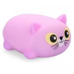 Игрушка Happy Baby котик Softamp;Joy 330374 Оранжевый