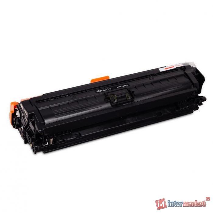 Картридж, Europrint, EPC-270A, Чёрный, Для принтеров HP Color LaserJet Enterprise CP5520/5525, 13500 страниц.