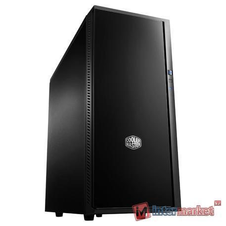 Cooler Master Silencio 452 w/o PSU Black