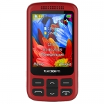 Телефон teXet TM-501 Red