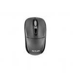 Мышь, Delux, DLM-123OUB, Чёрный
