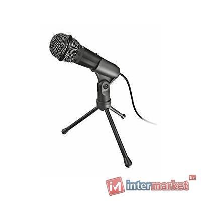 Настольный микрофон Trust Starzz для РС на подставке