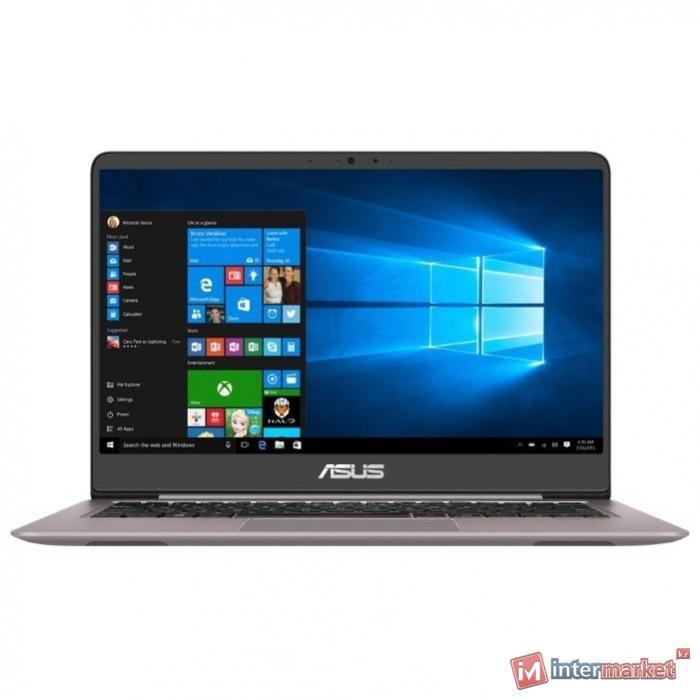 Ноутбук ASUS ZenBook UX410UQ (Intel Core i7 7500U 2700 MHz/14