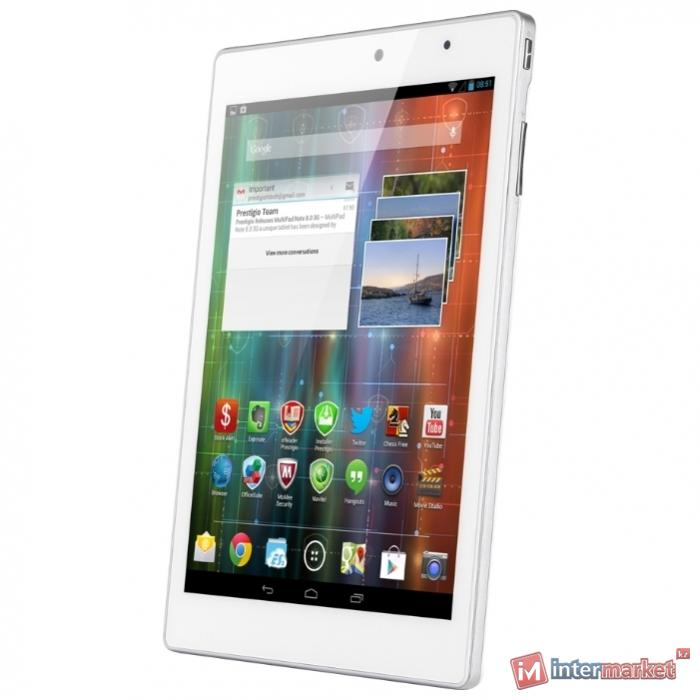 Планшет PRESTIGIO MultiPad 4 Diamond 7.85, White (PMP7079D)
