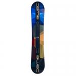 Сноуборд Stretch, оранж с синим, ростовка 170
