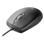 Мышь Trust Optical Mouse Black USB