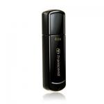 USB Флеш 4GB 2.0 Transcend TS4GJF350 черный