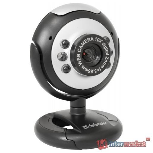 Веб-камера Defender C-110 0.3 МП